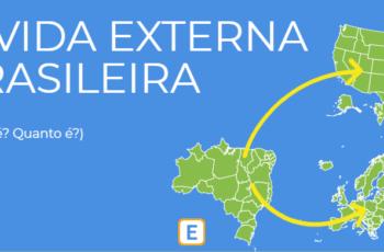 DÍVIDA EXTERNA BRASILEIRA – O QUE É? QUANTO É?