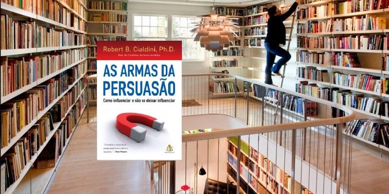 Biblioteca em casa, Armas da persuasão.