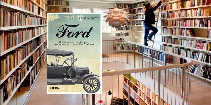 Biblioteca em casa, Ford.
