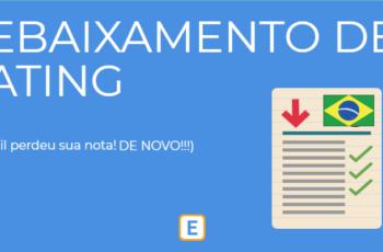 REBAIXAMENTO DE RATING – BRASIL (DE NOVO!!!)