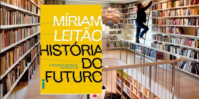 Biblioteca em casa, História do Futuro.