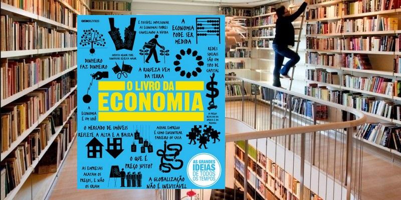 Biblioteca em casa, O livro da Economia.