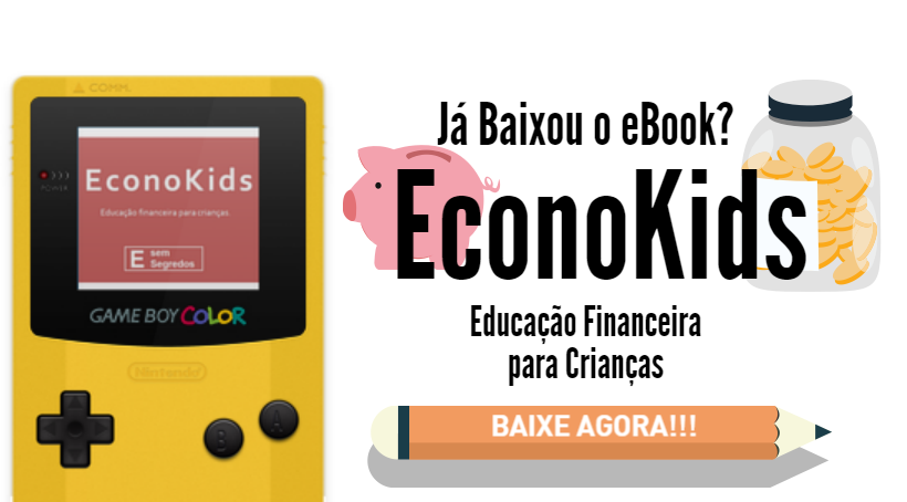 Novo eBook – EconoKids.