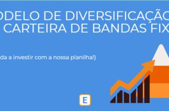 MODELO DE DIVERSIFICAÇÃO DE CARTEIRA DE BANDAS FIXAS.